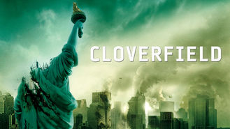 Netflix box art for Cloverfield