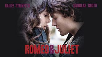 Netflix box art for Romeo