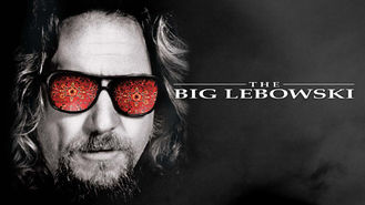 Netflix box art for The Big Lebowski