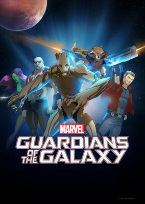 Guardians of the Galaxy - Season 1
