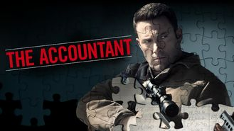 Netflix box art for The Accountant