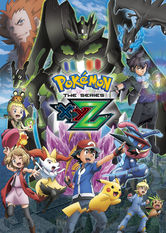 Pokémon the Series: XYZ Netflix AR (Argentina)