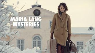 Netflix box art for The Maria Lang Collection - Season 1