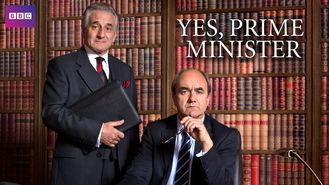 Netflix box art for Yes, Prime Minister - Series 1
