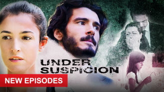 Netflix box art for Under suspicion - Season 2