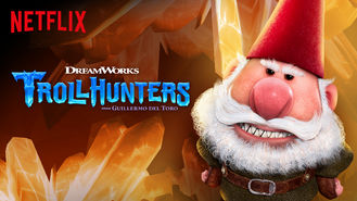 Netflix box art for Trollhunters - Season 1