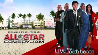 Is Shaquille O'Neal Presents: All Star Comedy Jam: Live from South Beach on Netflix?