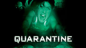 Netflix box art for Quarantine