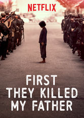First They Killed My Father Netflix EC (Ecuador)