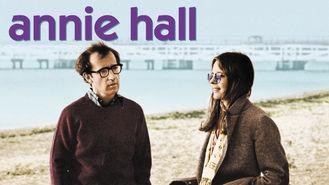 Netflix box art for Annie Hall