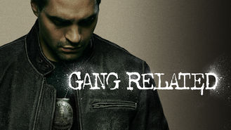 Netflix box art for Gang Related - Season 1