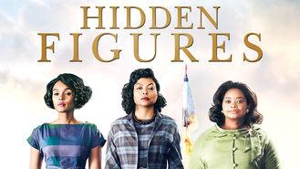 Hidden Figures (2016) on Netflix in Canada
