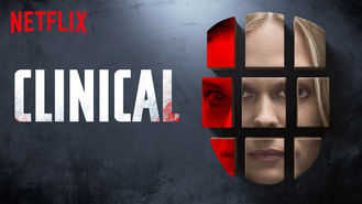 Netflix box art for Clinical