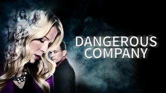 Netflix box art for Dangerous Company
