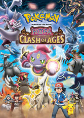 Pokémon the Movie: Hoopa and the Clash of Ages Netflix PY (Paraguay)
