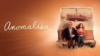 Netflix box art for Anomalisa